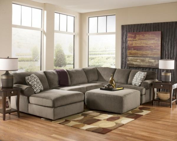 moderne-Wandfarben-für-eine-schicke-und-gemütliche-Wohnung-Design-Idee-Wandfarbe - Eierschalenfarben