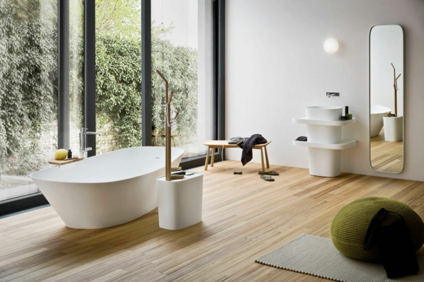 Badezimmer Ideen Fotos : modernebadezimmeroriginellesdesign Modernes Badezimmer  Ideen