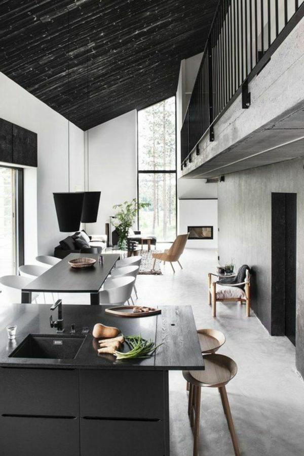 moderne-küchenmöbel-großer-esstisch-und-kochinsel