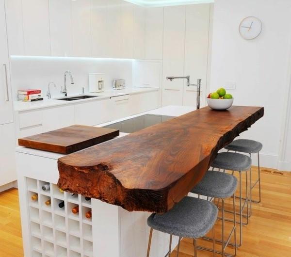 Moderne Küchenmöbel - 33 super Bilder!