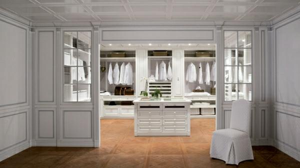 luxus begehbarer kleiderschrank - 120 modelle! - archzine, Schlafzimmer design