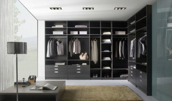 moderne-luxuriöse-Kleiderschränke-begehbar