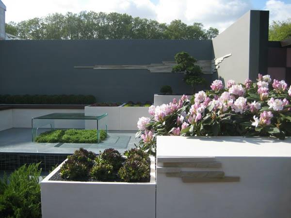 moderner-steingarten-auffällig