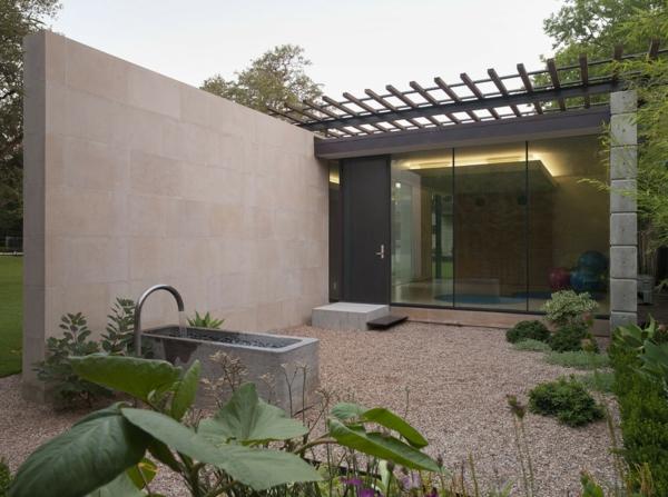 moderner-steingarten-luxuriöse-gestaltung