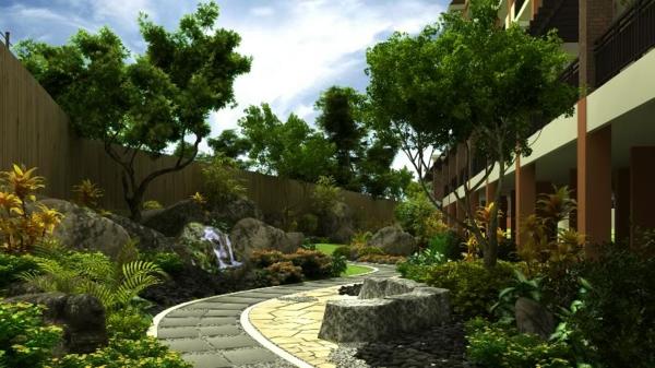 moderner-steingarten-naturumgebung
