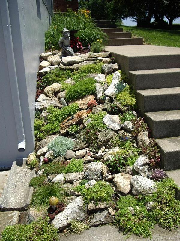 moderner-steingarten-sehr-schön-und-kreativ