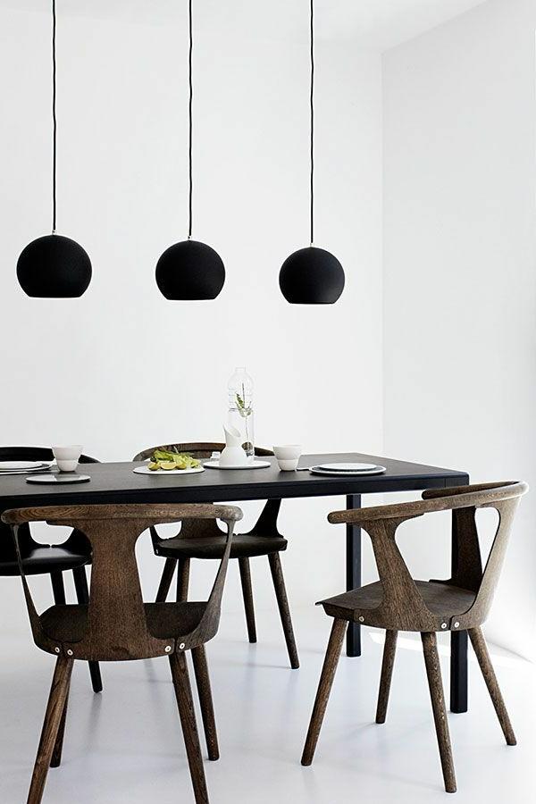 modernes-Design-für- Esszimmerstühle-Holzstühle-Design-Idee Esszimmerstühle Design