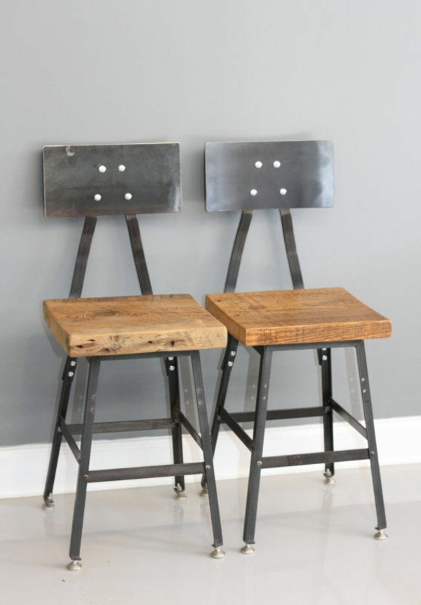 modernes-Design-für- Esszimmerstühle-Idee Esszimmerstühle Design