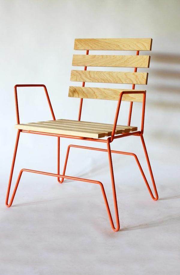 modernes-Design-für-einen- designer-Stuhl--