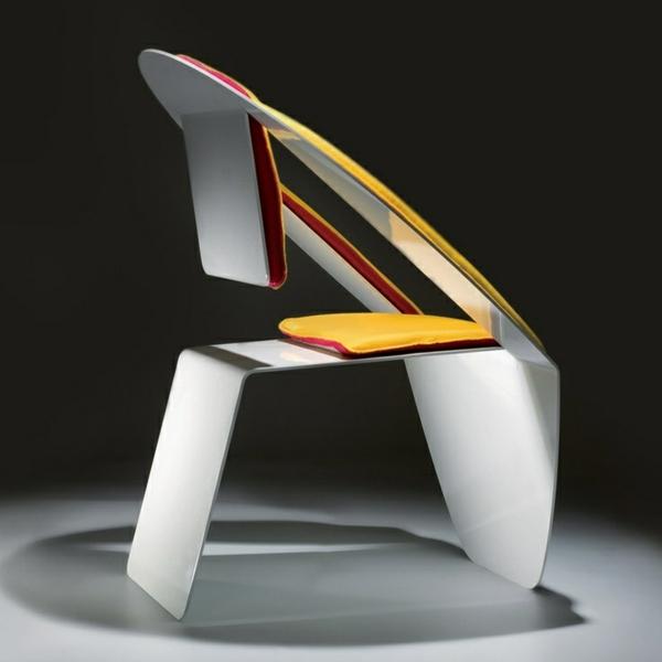 -modernes-Design-für-einen- designer-Stuhl
