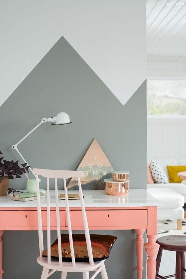 -modernes-Interior-Design-kreative-Wandgestaltung-