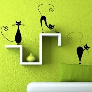 100 Beispiele für eine tolle Wandgestaltung !