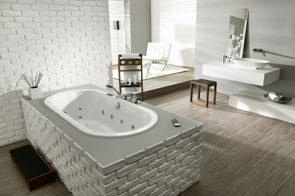Luxus Badezimmer Mit Whirlpool  vtfalls.com