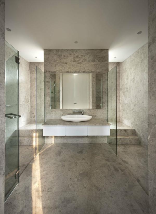Badezimmer modelle  120 coole Modelle vom Designer Badspiegel! - Archzine.net