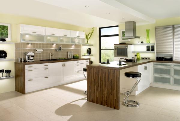 küche mit modernem Design