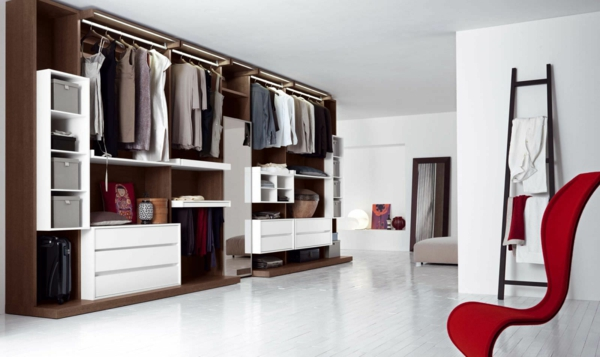 Ziemlich Exklusive Kleiderschränke Ideen - Innenarchitektur ...