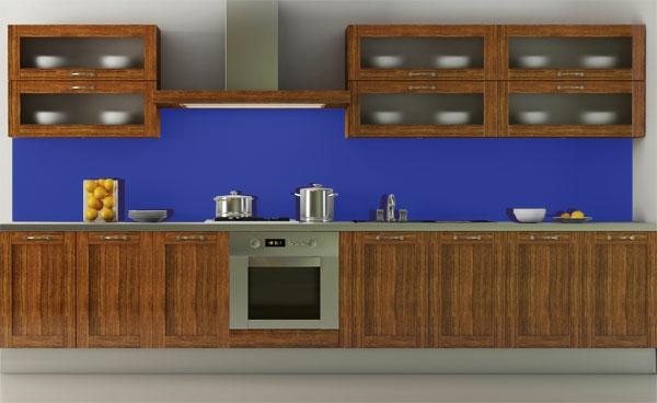 Neue küchenideen braun und lila