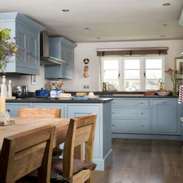 Neue küchenideen küche im landhausstil