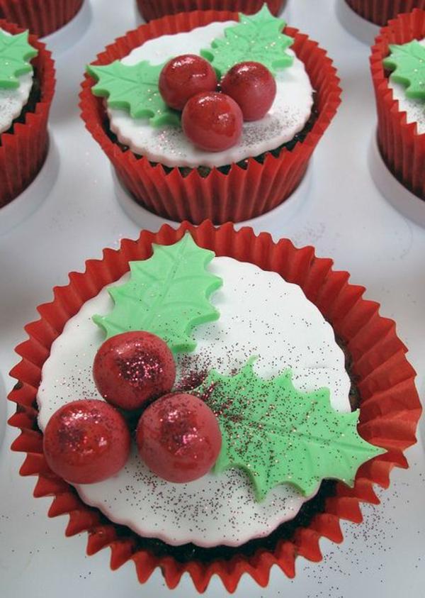 originelle-und-schmackhafte-Cupcakes-für-Weihnachten-backen