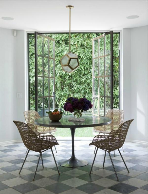 Esszimmerstühle Modernes Design Schwarz ~ Schönes Esszimmerstühle Design für eine gemütliche und stilvolle
