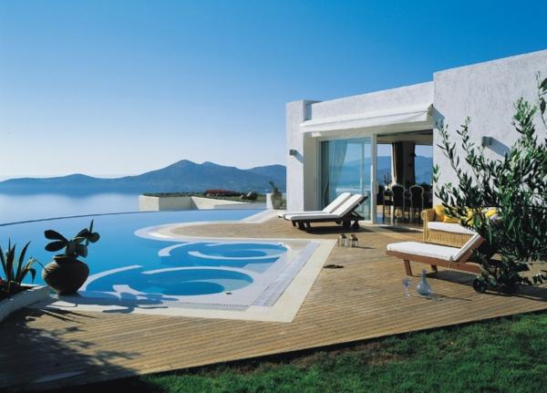 erstaunliches Ferienhaus mit Luxus Pool
