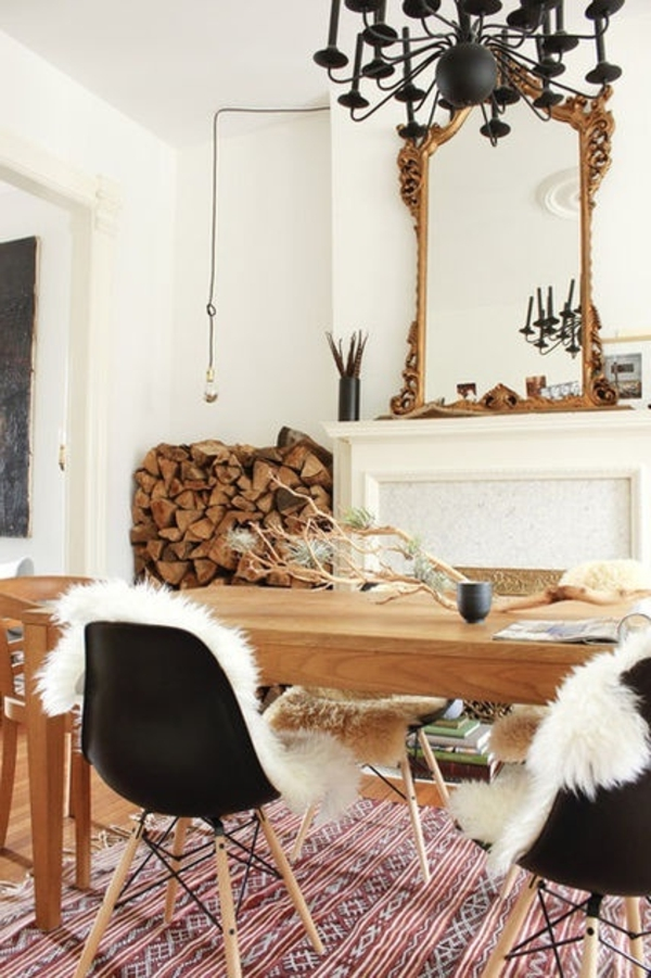 barock esszimmer einrichten 60 super vorschl ge. Black Bedroom Furniture Sets. Home Design Ideas