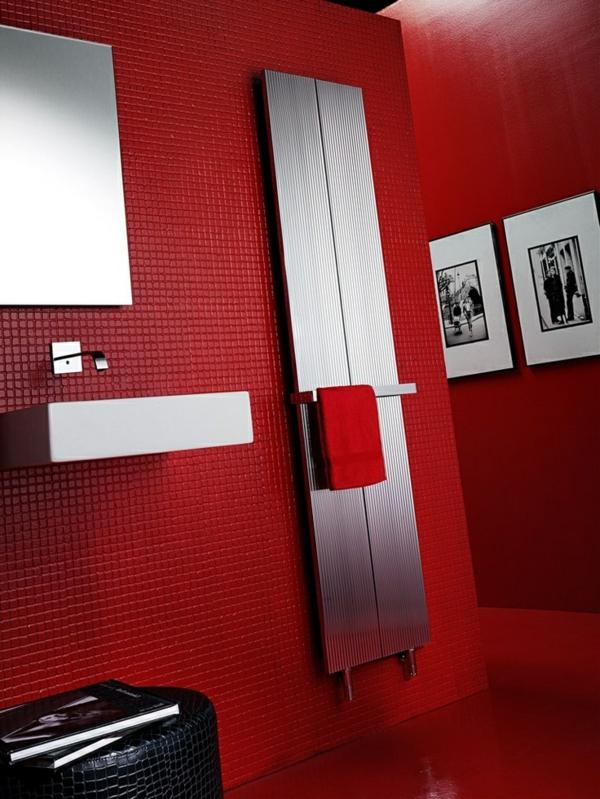 rotes-Badezimmer-Idee-für-Design-Heizung-kaufen