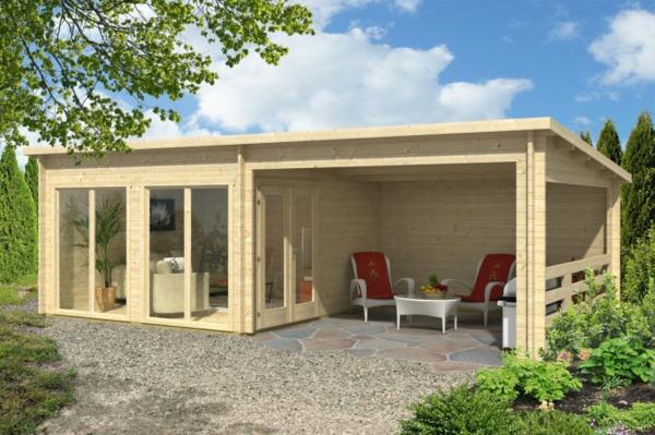 schöne-Gartenhäuser-selber-bauen-Ideen
