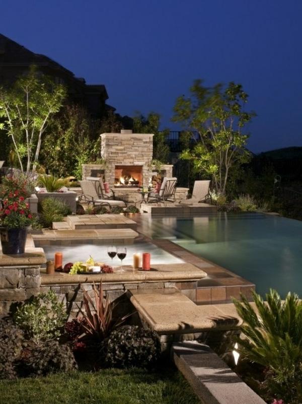 schöne-Ideen-für-die--Gestaltung-eines-perfekten-Gartens-mit- -Whirlpool