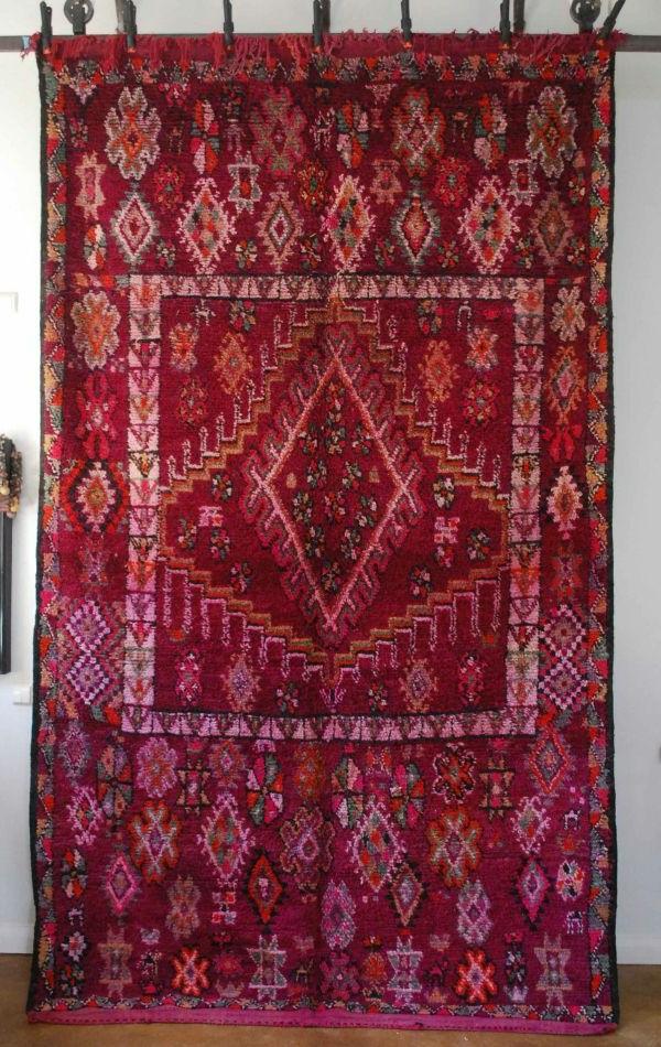 70 interessante marokkanische teppiche