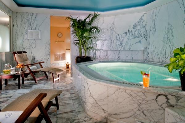 Luxus badezimmer mit whirlpool  130 fantastische Whirlpools für Innen! - Archzine.net