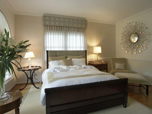 schönes-Schlafzimmer-Interior—Design-Idee-mit-schönen-Eierschalenfarben
