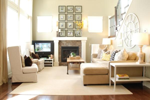 Wohnzimmer-Einrichtung-schönes-Wohnzimmer-Interior-Design-