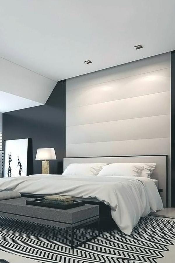 schlafzimmer-modern-gestalten-grau-und-weiß