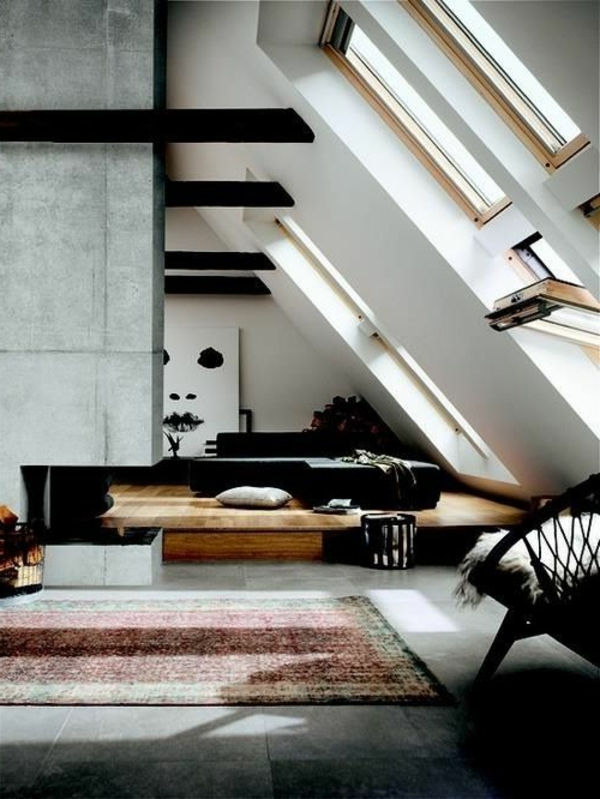 schlafzimmer-modern-gestalten-in-einer-schicken-dachwohnung
