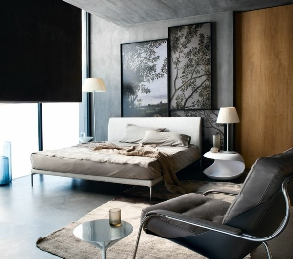 wohnzimmer einrichten blau. Black Bedroom Furniture Sets. Home Design Ideas