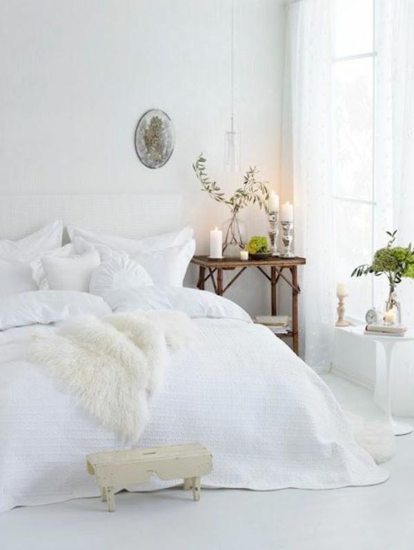 schlafzimmer modern wei. Black Bedroom Furniture Sets. Home Design Ideas