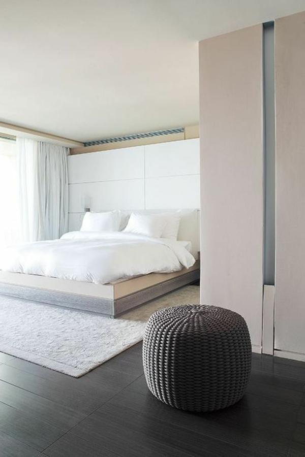 schlafzimmer-modern-gestalten-weißes-bett-design