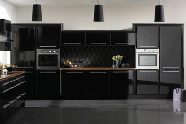 Küche Schwarz 90 neue küchenideen weiß und schwarz archzine