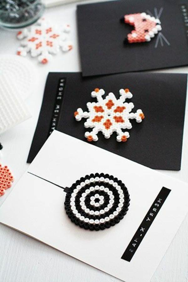selbstgebastelte-weihnachtskarten-herrliche-gestaltung