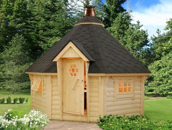 super-cooles-Gartenhaus-aus-Holz