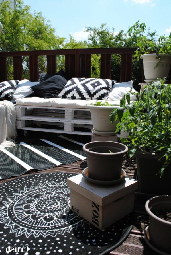 sch ne terrasse gestalten verschiedene. Black Bedroom Furniture Sets. Home Design Ideas