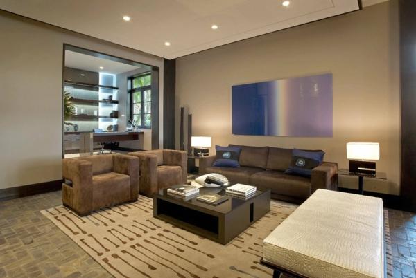 super-gemütliches-Wohnzimmer- Interior-Design-Ideen