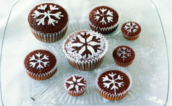 super-leckere-Cupcakes-für-Weihnachten--Ideen-Cupcakes-für-Weihnachten-zu-verzieren