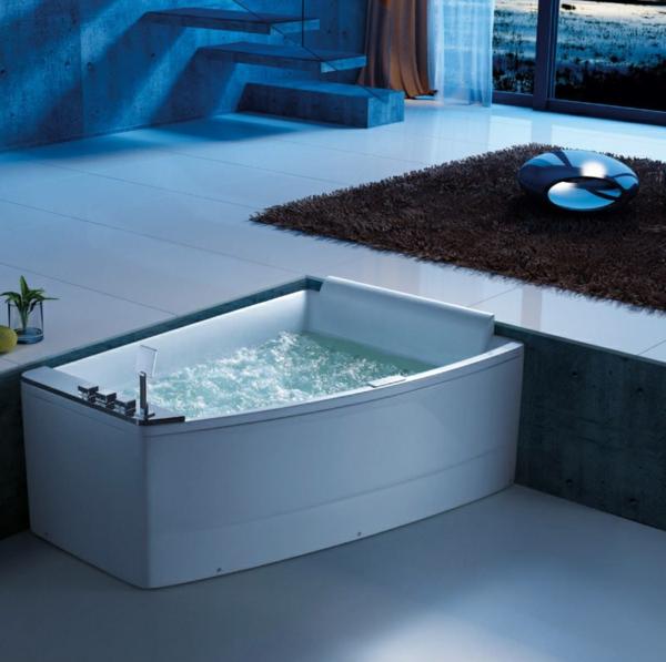 Whirlpool-im-Bad-Design-Idee