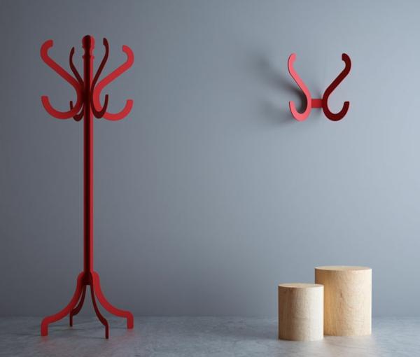 -super-origineller- Kleiderständer-für-die-Wohnung-in-Rot