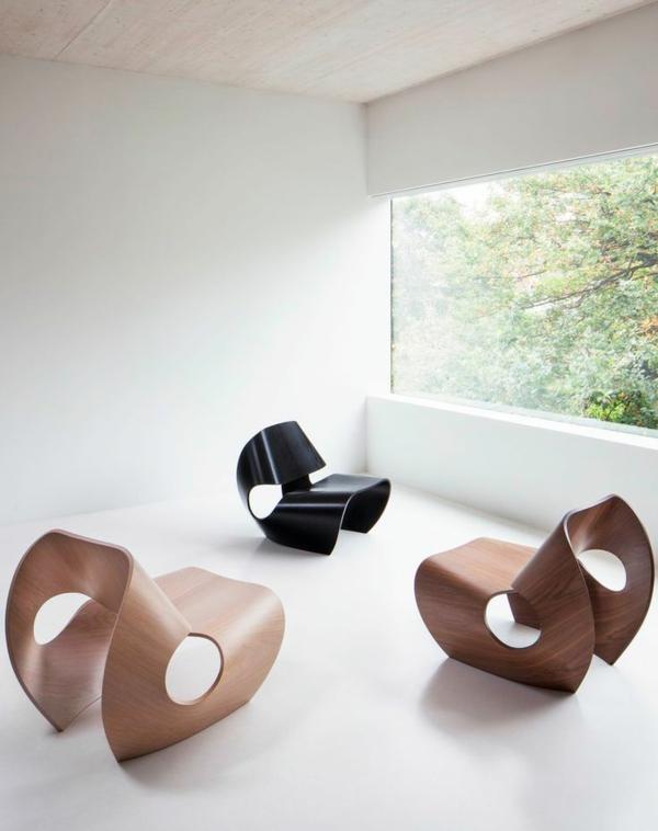 super-schöner-Sessel-mit-coolem-Design-aus-Holz Design für Sessel