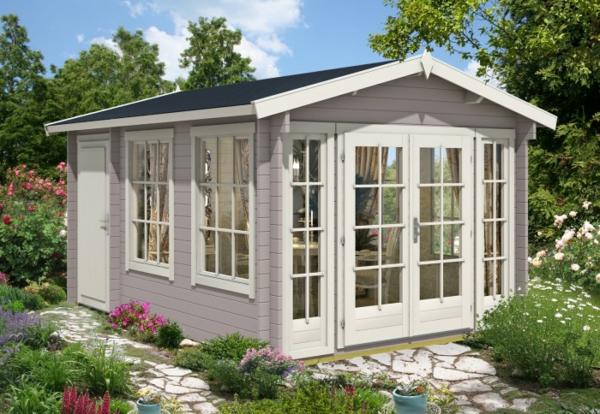Schönes Gartenhaus moderne gartenhäuser 50 vorschläge für sie archzine