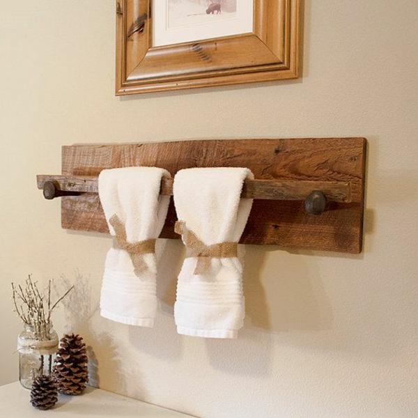 Moderner Handtuchhalter Für Ihr Bad!