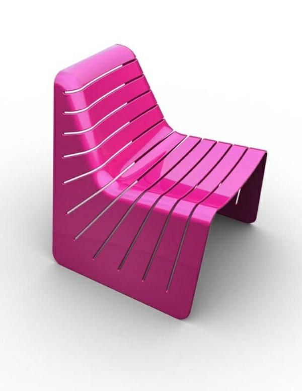 super-toller-designer-Stuhl-in-Rosa-mit-fantastischem-Design